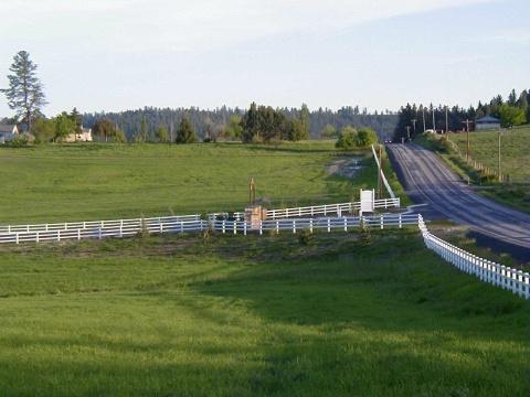 Vinyl Horse Fence | Farm  Ranch Fencing | A Vinyl Fence and Deck