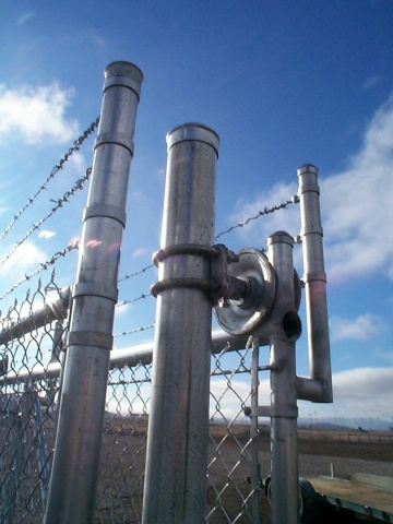 Chain Link Fences in Louisiana (LA) on ThomasNet.com