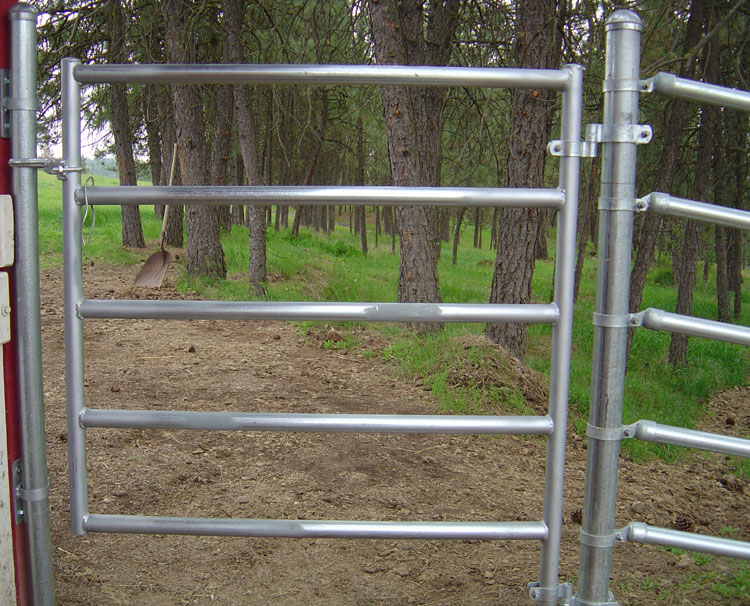 Galvanized Horse Fence How To Make Fence