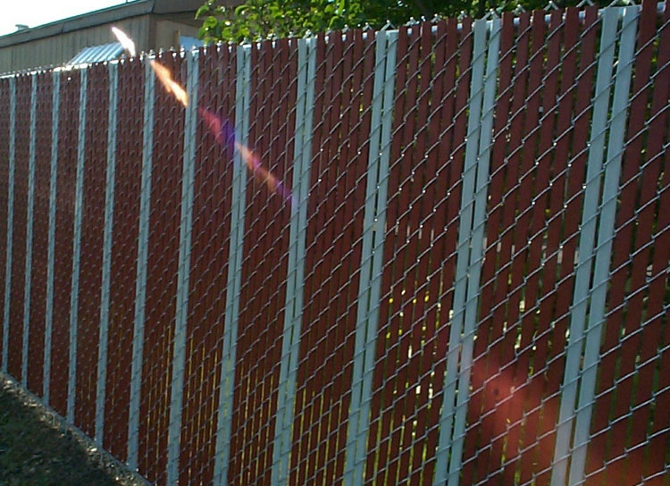 Slats For Chain Link Fences
